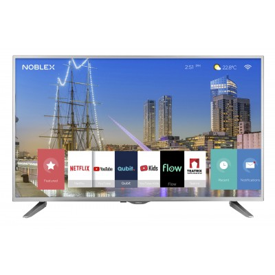 Smart Tv Led 55'' 4K Noblex